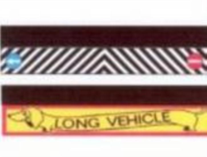 Spritzschutzschürze, Long Vehicle, für Wedico