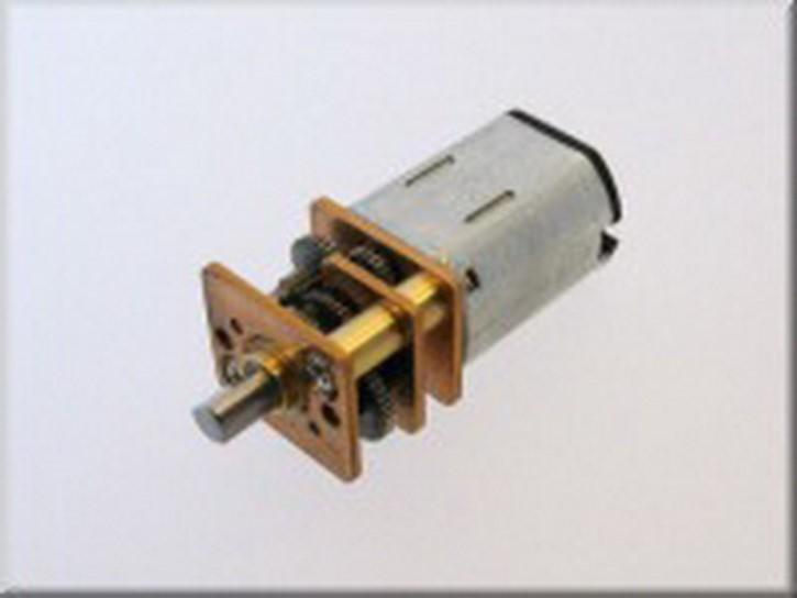 RA12Mini250 Getriebemotor 6V 250U/min 25x12x10mm Welle 3mm