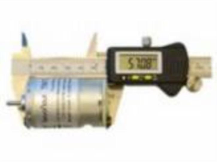 Truck-Motor, Langsamläufer 7,2V 5200 U/min