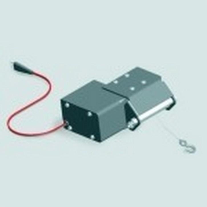 Seilwinde 12 V für Tieflader 21