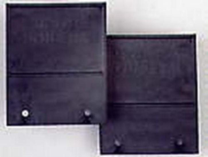 2 Schmutzlappen für 4-Kammer Rücklicht