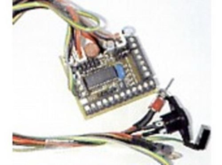 Elektr. Anlage MF-A für Auflieger
