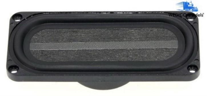Lautsprecher SC 4.9 FL - 8 Ohm Visaton 8051
