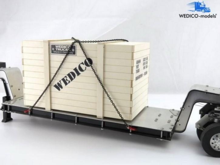 Transportkiste groß aus Holz, Bausatz