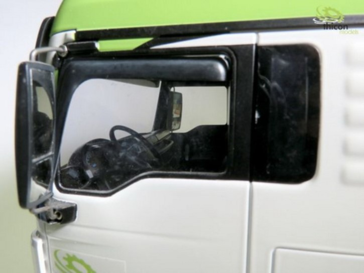 Windabweiser MAN Fahrer- /Beifahrertür