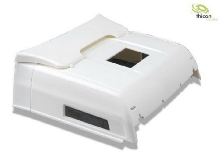 Hochdach für MAN TGX mit LED unlackiert