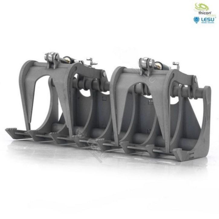 Zangen-Schaufel hydraulisch für Kompaktlader 58500