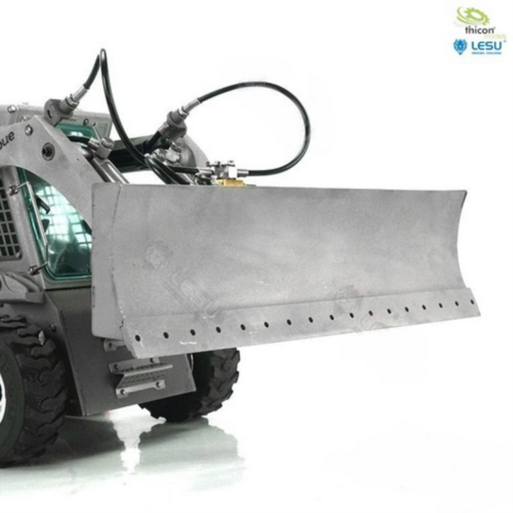 Räumschild hydraulisch schwenkbar für Kompaktlader