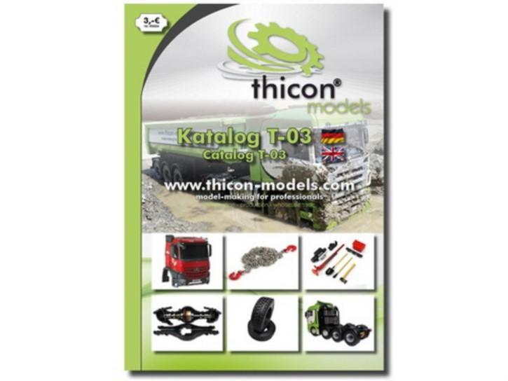 thicon-Katalog T-04 Deutsch/English