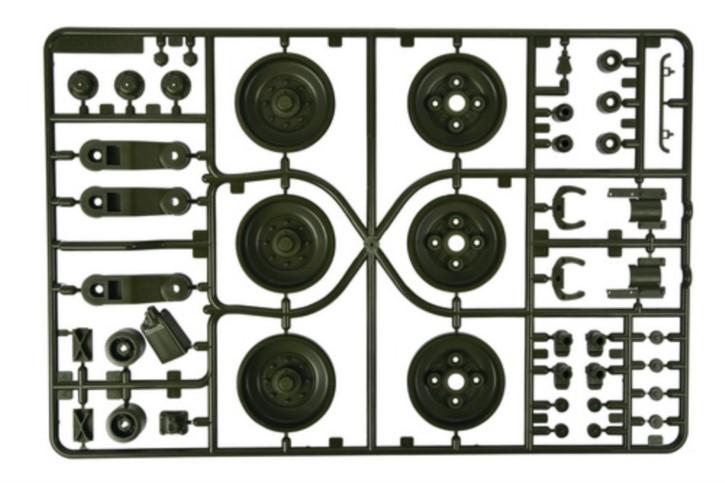 B-Parts zu 56020 (5 x erforderlich)