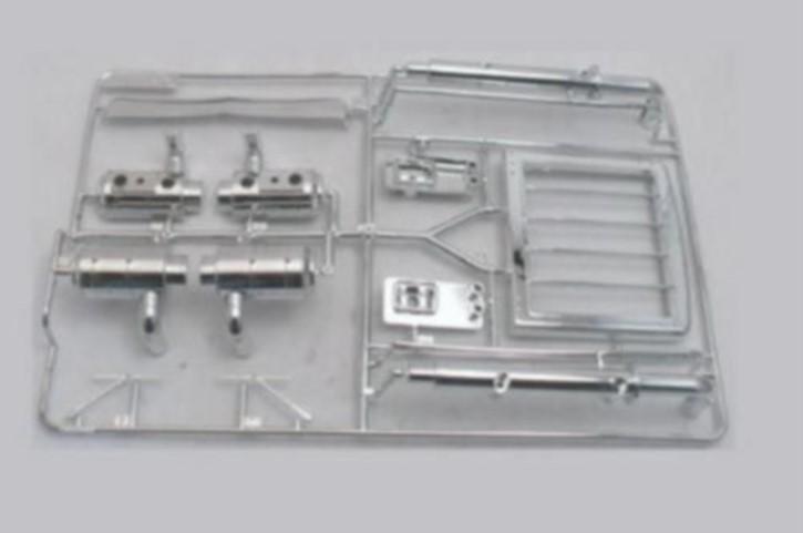 Q-Parts Luftfilter, Kühler... zu 56301