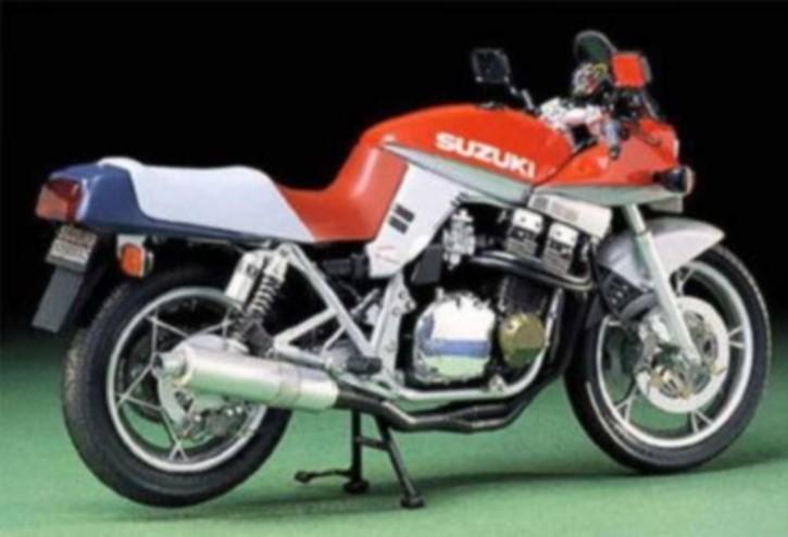 Suzuki GSX1100S Katana Tuned