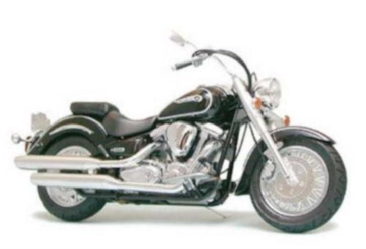 Yamaha XV1600 RoadStar