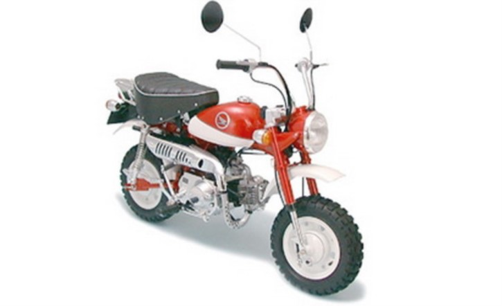 Honda Monkey 2000 Anniversary, limitiert