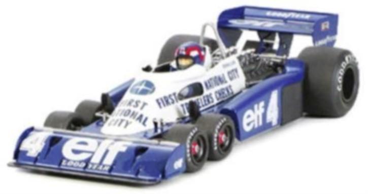 Tyrell P34  Wheeler Monaco GP´77, limitiert