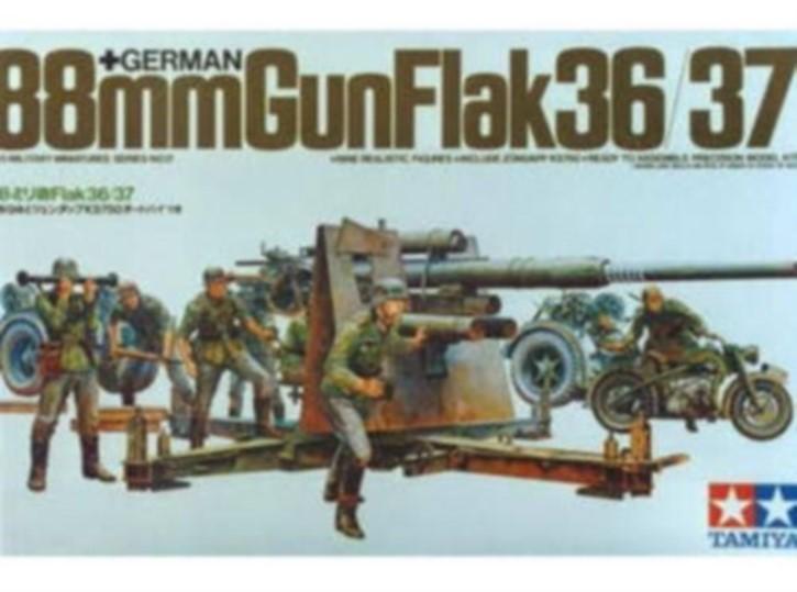Flak 8,8 Kanone 36/37