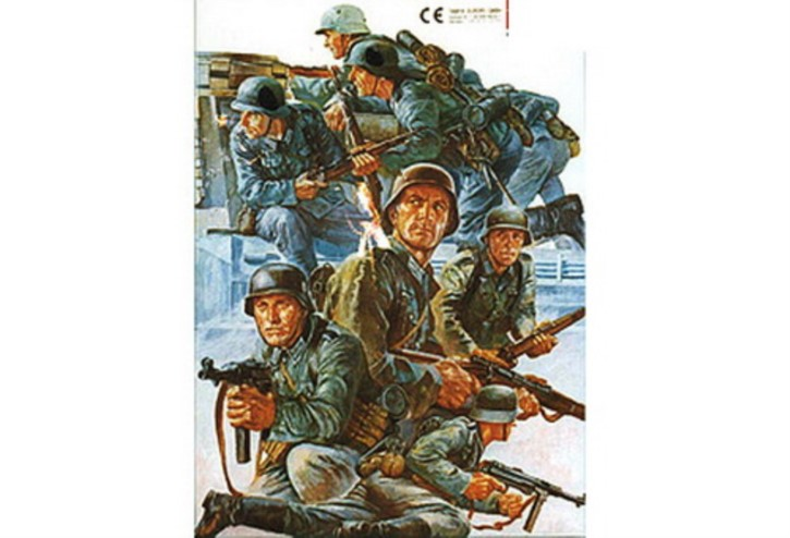 Panzer Grenadiere (8)