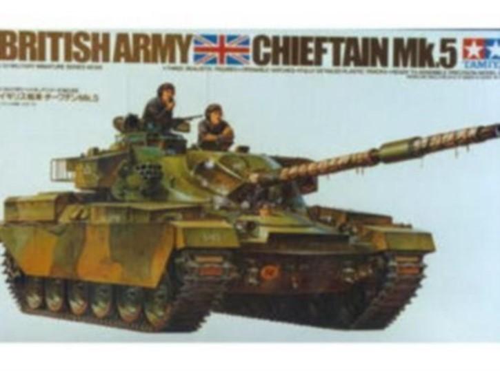 Brit. Tank Chieftain MK5