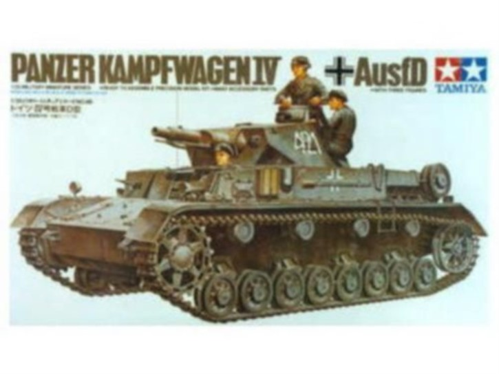 Sd. Kfz. 161 Panzer IV Type D