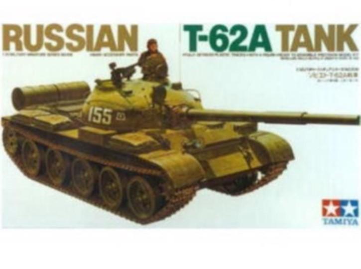 Russ. Tank T-62