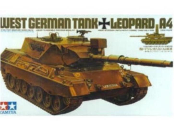 BW Leopard A4