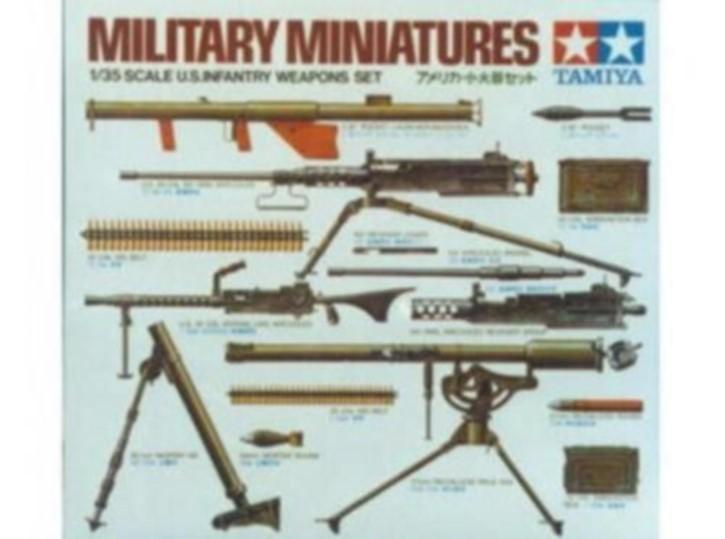 US Infantry Waffen-Set