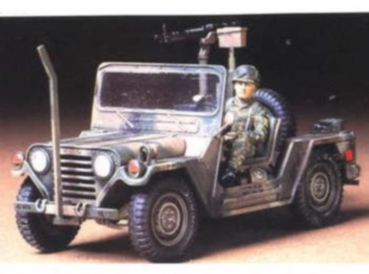 US M151 A2 Ford Mutt