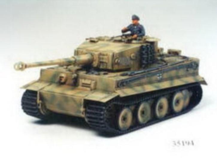 German Tiger I Mid Produktion