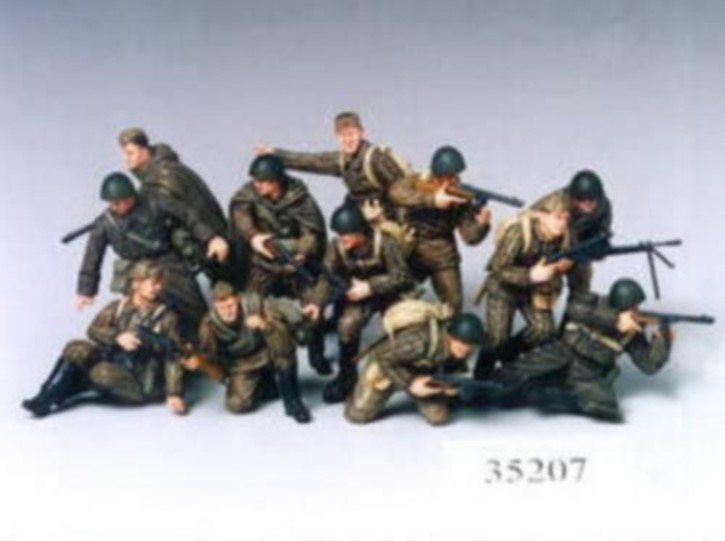 Russian Army Infantry