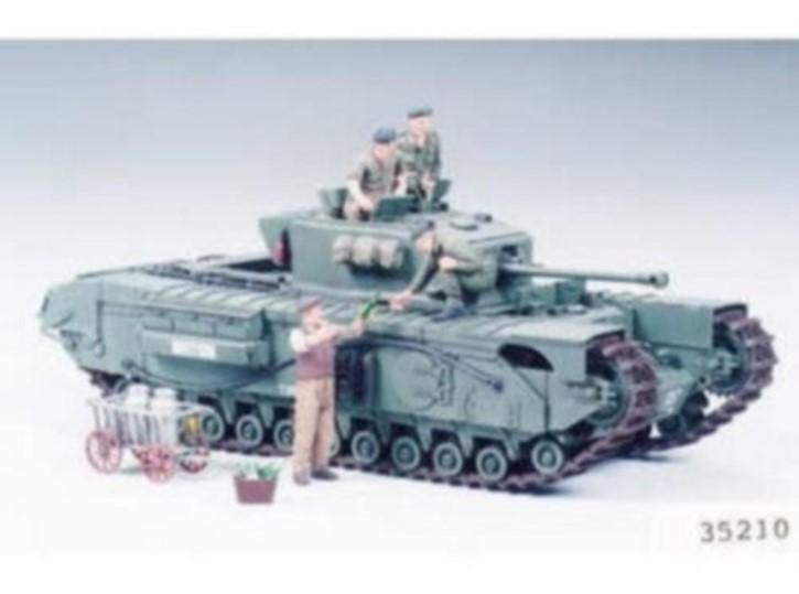 British Infantry Tank MK IV