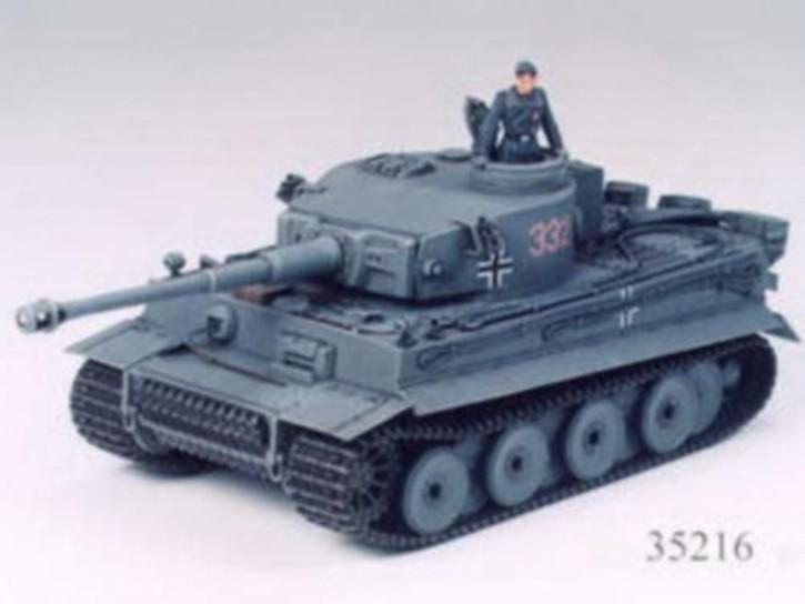 German Tiger 1 Early Version