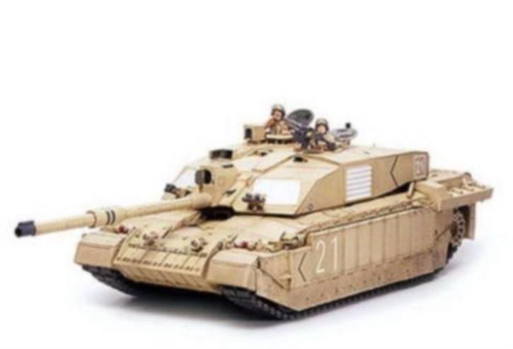 British Tank Challenger 2