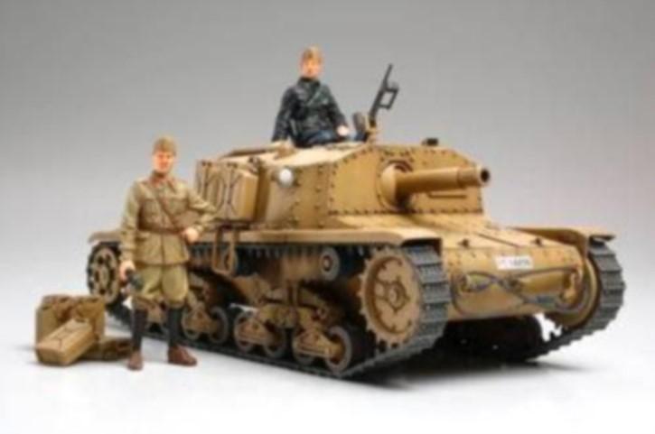 WWII it. Selbstfl. Semovente M40 (2)