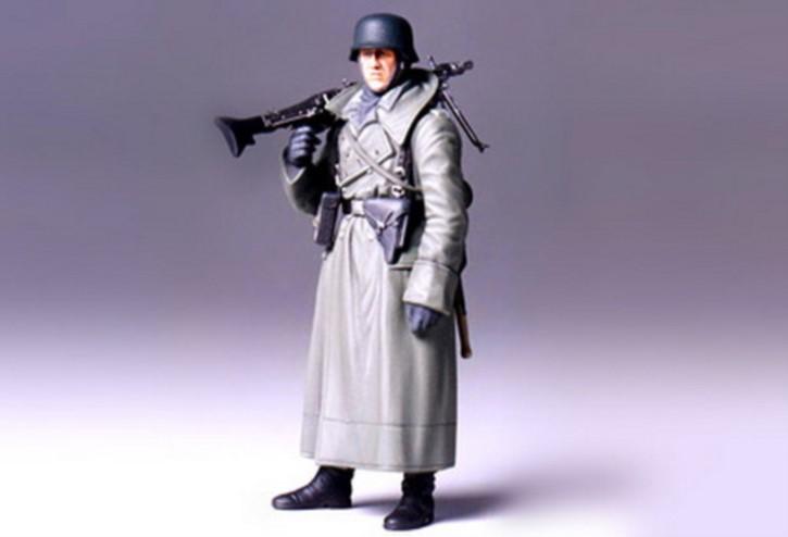 Deutscher Soldat mit MG