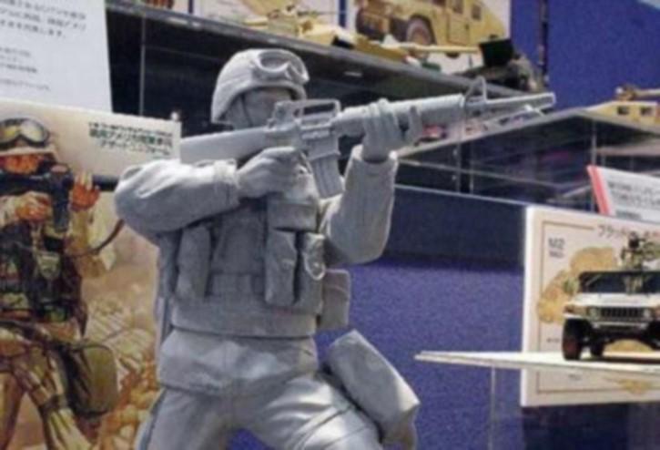 US Army Infantryman / Desert Uniform