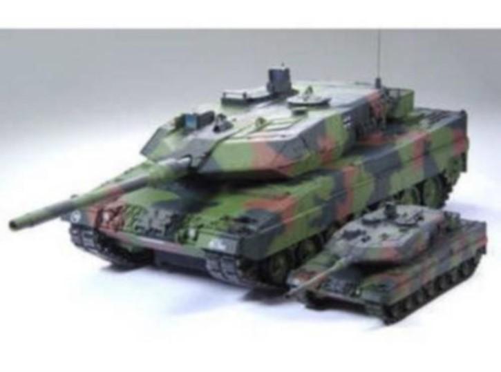 Leopard 2A6 mit Sound- und Funktionsmodul, neu