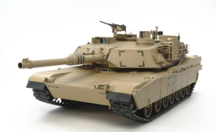 US KPz M1A2 Abrams mit Sound- und Funktionsmodul, neu
