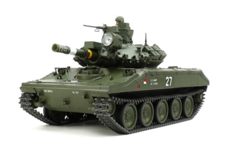 US M551 Sheridan Kit mit Sund- und Funktionsmodul