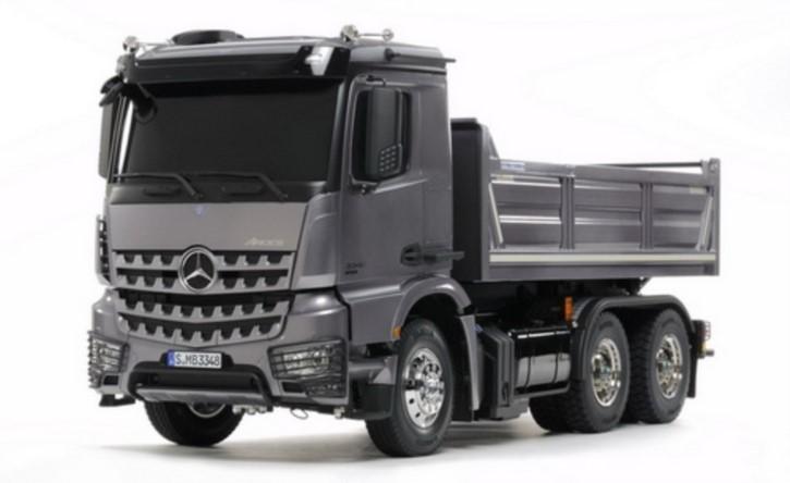 Mercedes-Benz Arocs 3348 Hinterkipper, 3-Achser