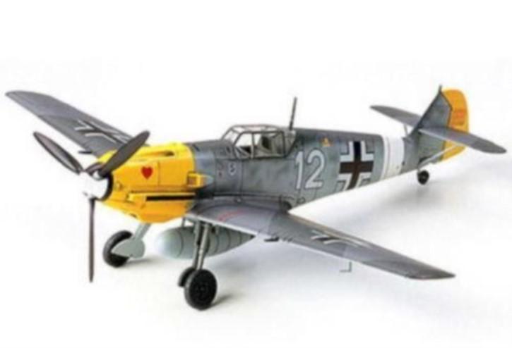 Messerschmitt Bf 109E-4/7 Trop