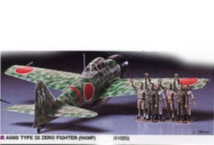 A6 M3 Zero Fighter Type 32