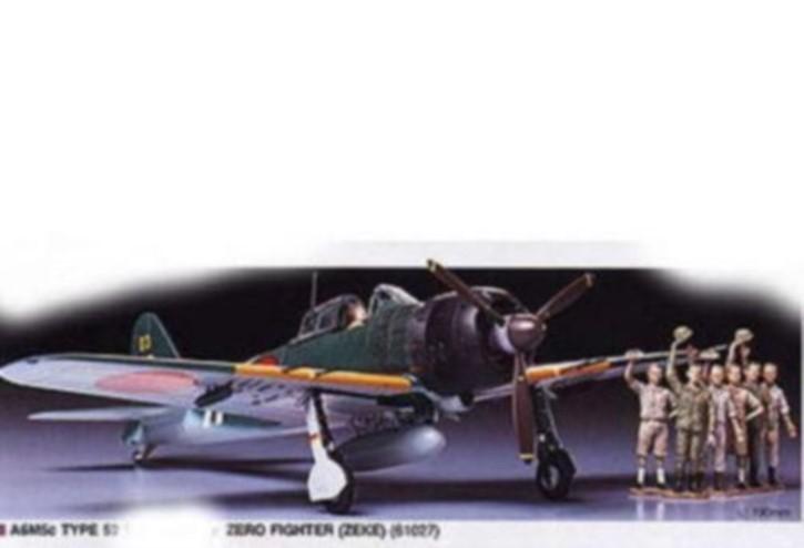 A6 M5C Type 52 Zero Fighter