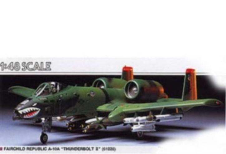 Fairchild Republic A10-A, TH II