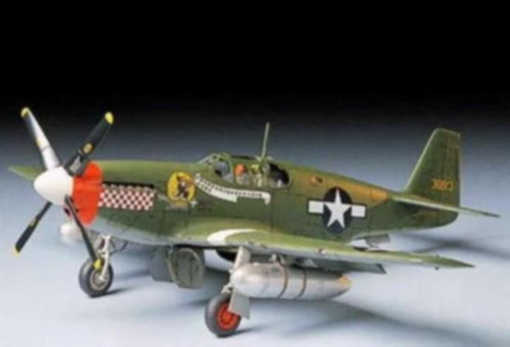 North American P-51 B Mustang