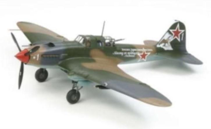 Ilyushin LI-2 Shturmovik