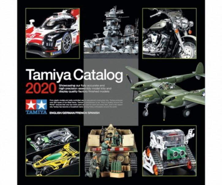 Tamiya Plastik-Katalog 2020