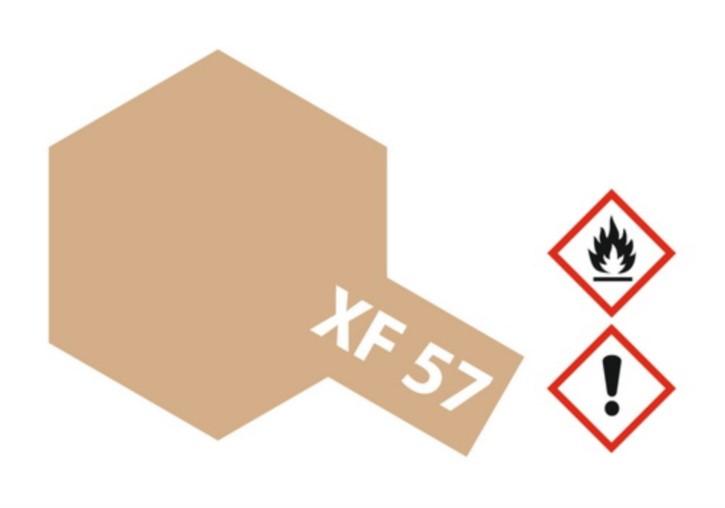 Acryl-Farbe XF57 buff, matt 23 ml