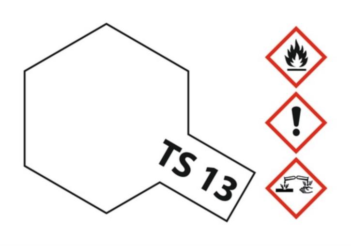 Acryl-Spray-Farbe TS 13 Klarlack 100 ml