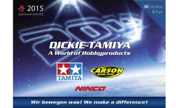 Tamiya-Carson Messe-Neuheiten 2021