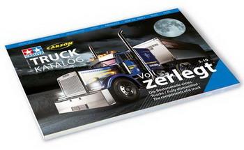 Tamiya-Carson Truck-Katalog